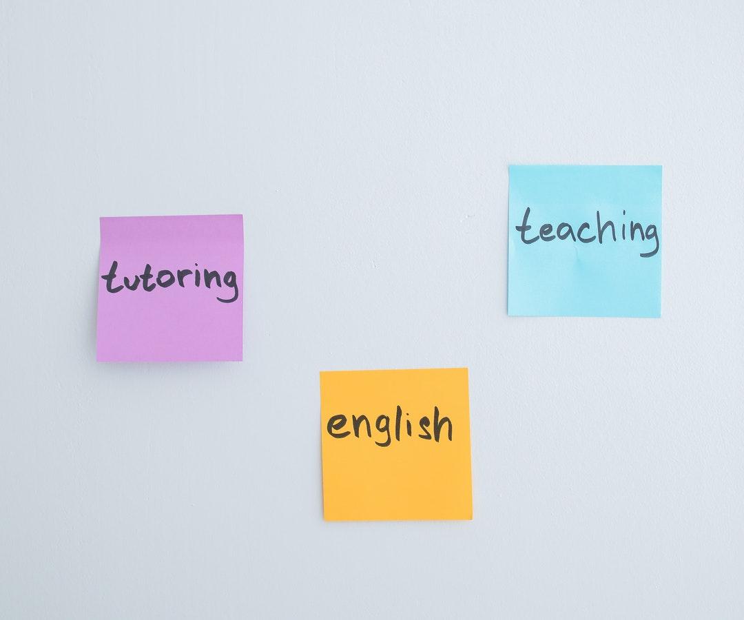 Leer de taal snel met bijles Engels